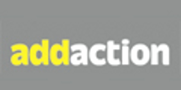 Logo for Addaction