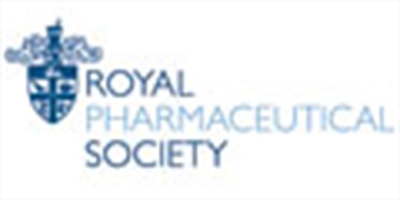 Logo for Royal Pharmaceutical Society