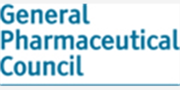 Logo for General Pharmaceutical Council (GPhC)