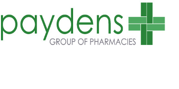 Logo for Paydens Pharmacy